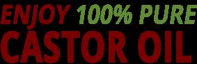 Pure Organic Castor Oil logo